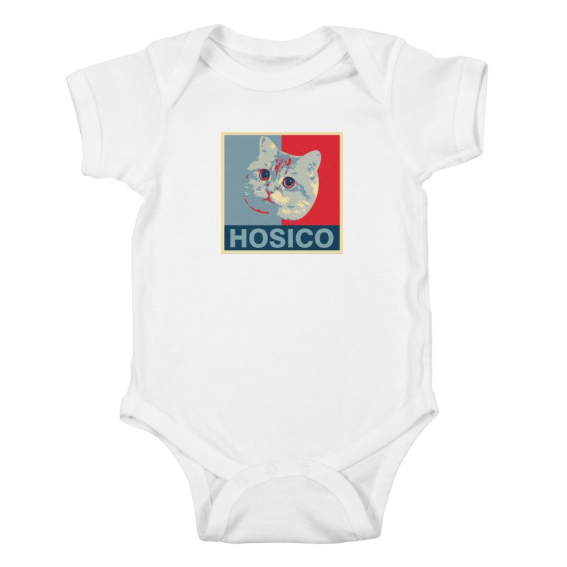 HOSICO Kids Baby Bodysuit by Hosico's Shop
