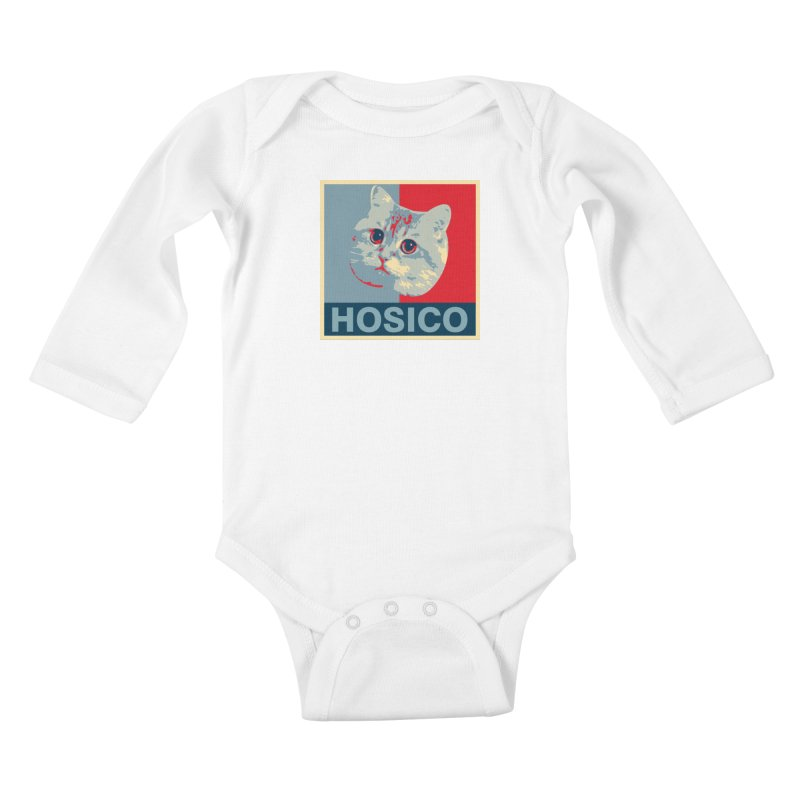 HOSICO Kids Baby Longsleeve Bodysuit by Hosico's Shop