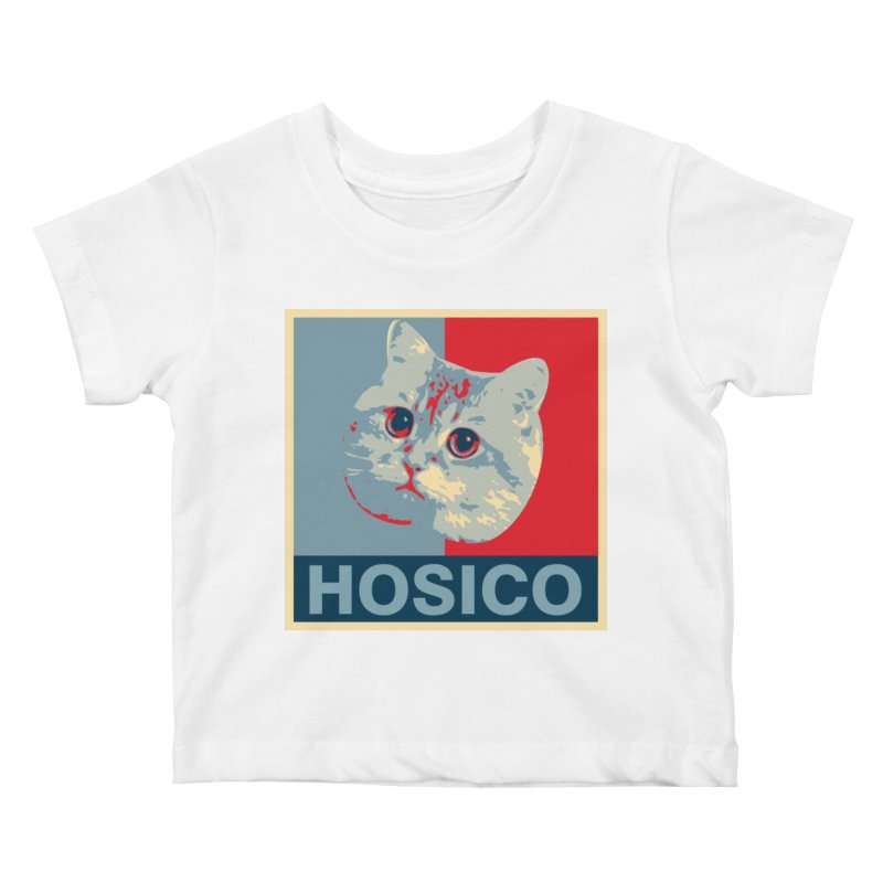 HOSICO Kids Baby T-Shirt by Hosico's Shop