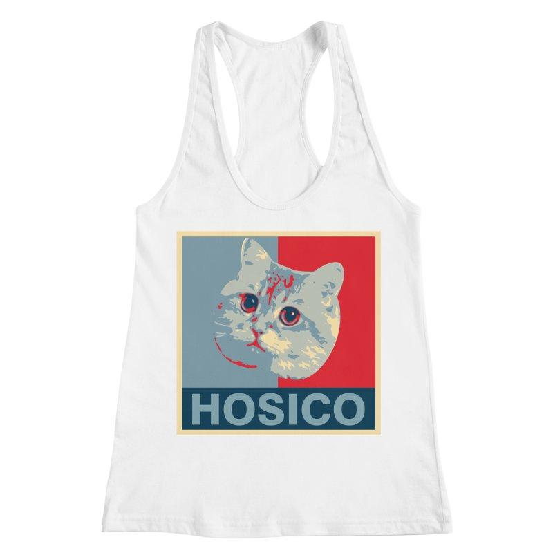 HOSICO Women's Racerback Tank by Hosico's Shop