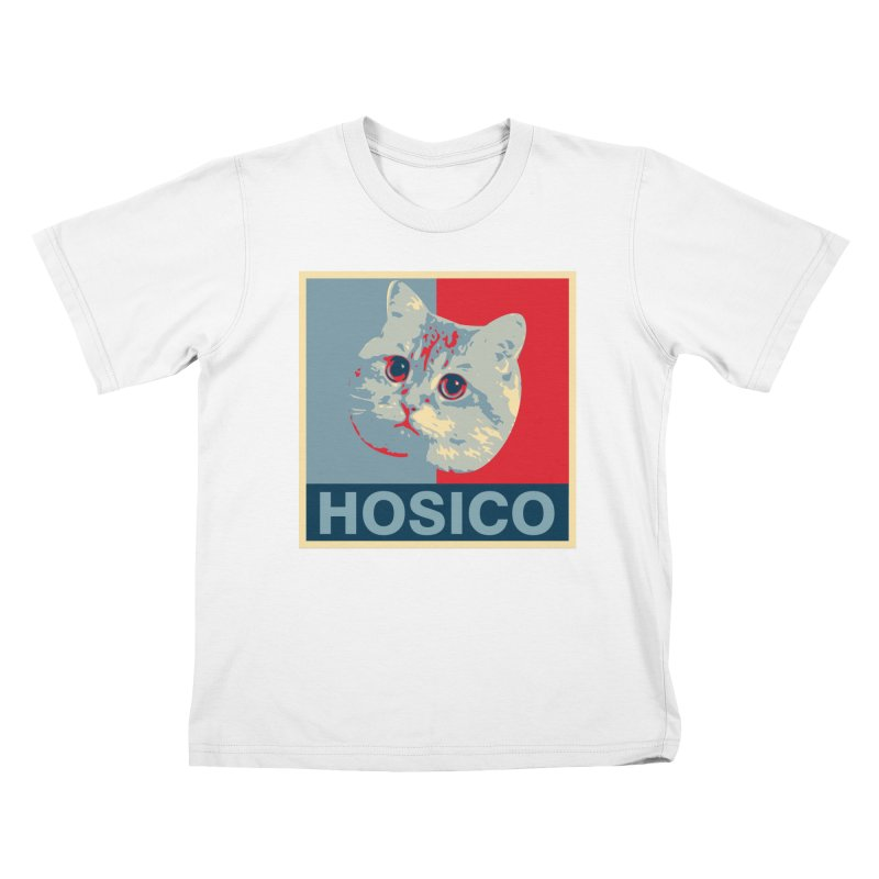 HOSICO Kids T-Shirt by Hosico's Shop