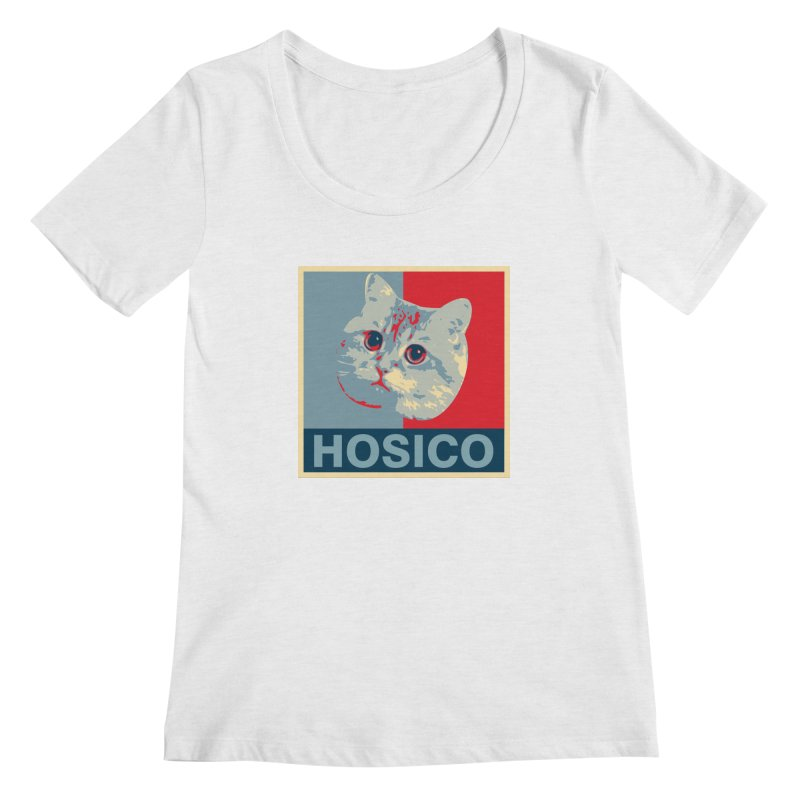 HOSICO Women's Regular Scoop Neck by Hosico's Shop