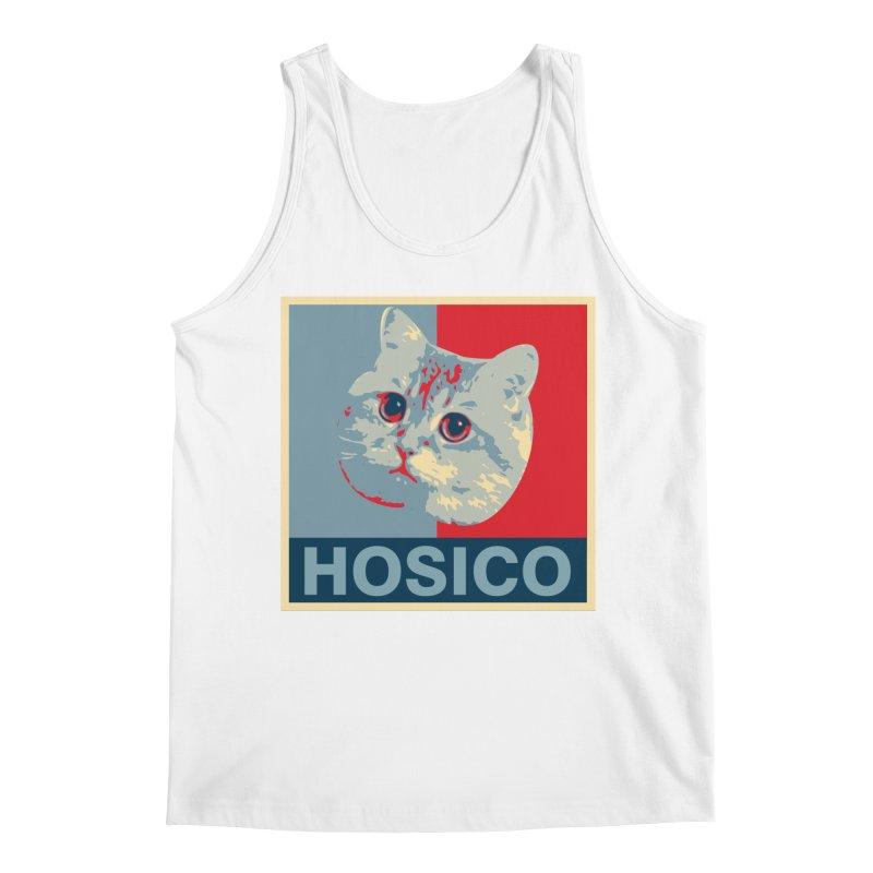 HOSICO Men's Regular Tank by Hosico's Shop