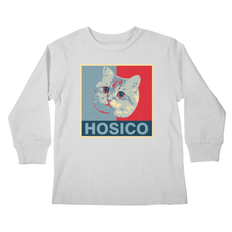 HOSICO Kids Longsleeve T-Shirt by Hosico's Shop