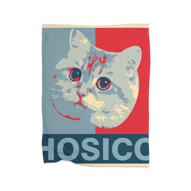 HOSICO Home Fleece Blanket Blanket by Hosico's Shop