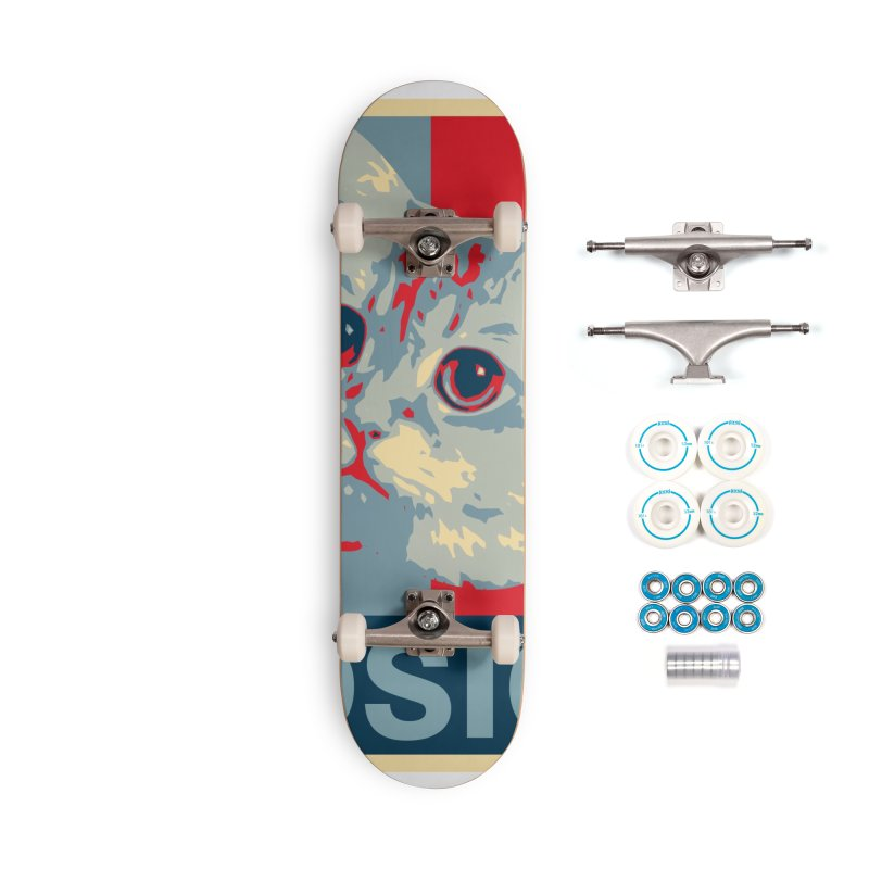 HOSICO Accessories Complete - Basic Skateboard by Hosico's Shop