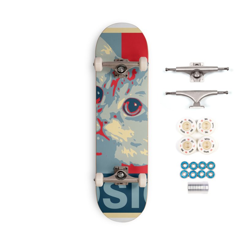 HOSICO Accessories Complete - Premium Skateboard by Hosico's Shop