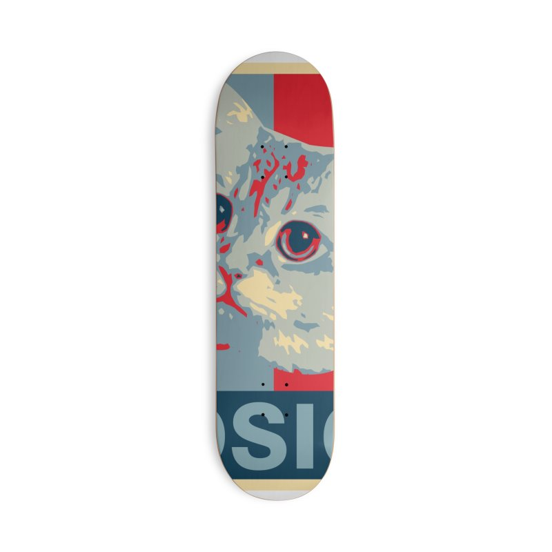 HOSICO Accessories Deck Only Skateboard by Hosico's Shop
