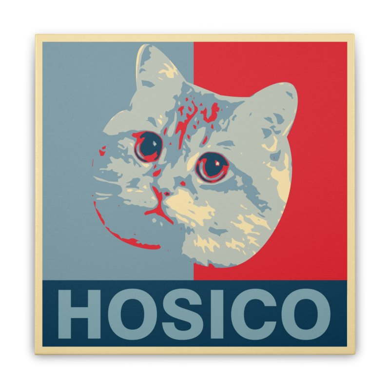 HOSICO Home Stretched Canvas by Hosico's Shop