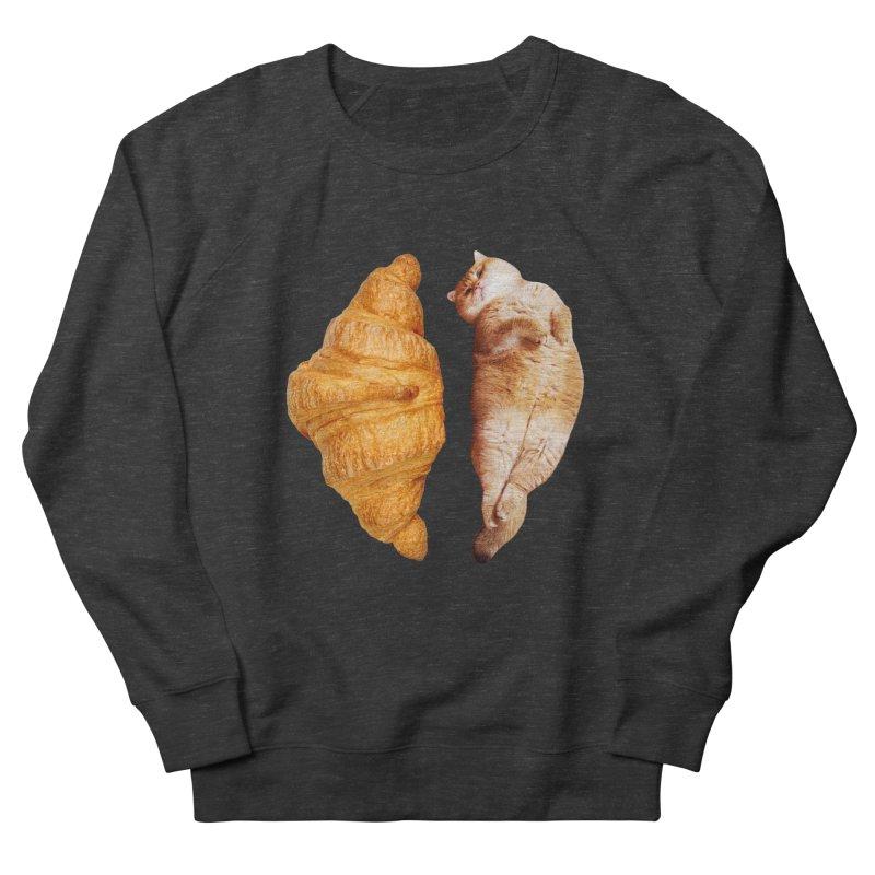 Croissant Women's Sweatshirt by Hosico's Shop