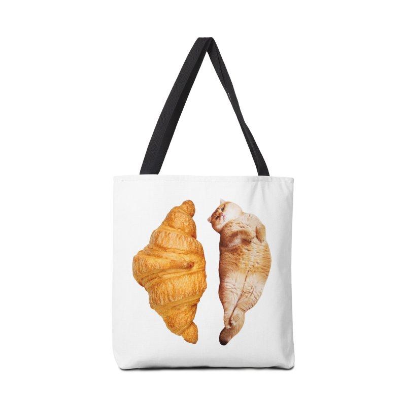 Croissant Accessories Bag by Hosico's Shop