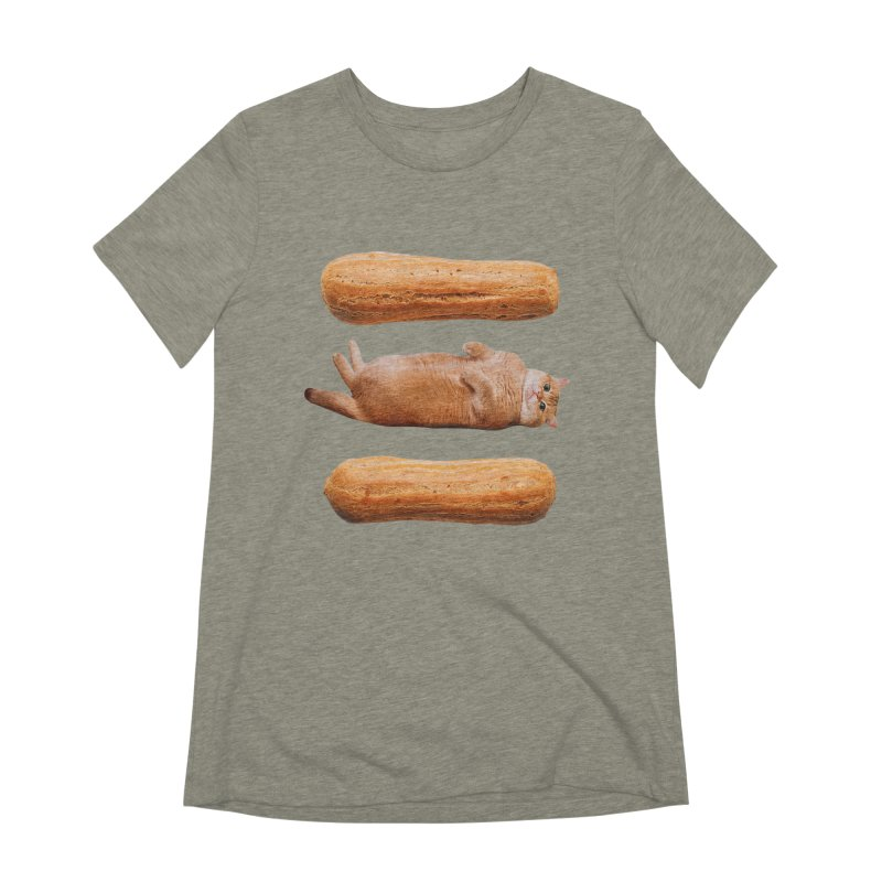 Hosico & Eclairs Women's Extra Soft T-Shirt by Hosico's Shop