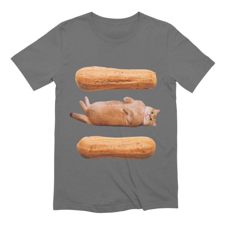 Hosico & Eclairs Men's T-Shirt by Hosico's Shop