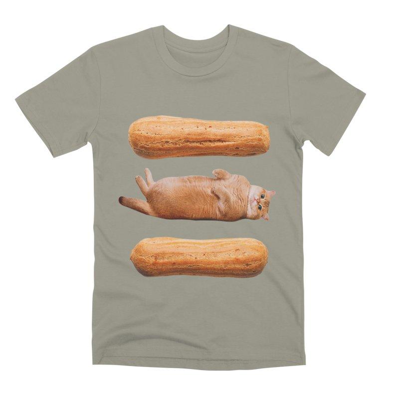 Hosico & Eclairs Men's Premium T-Shirt by Hosico's Shop