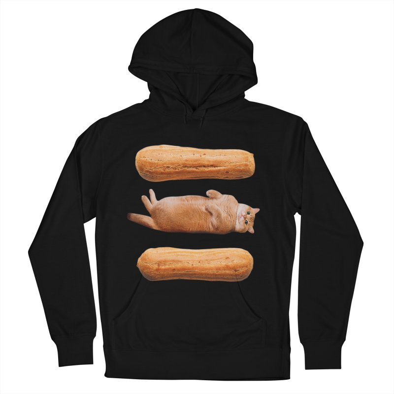 Hosico & Eclairs Men's French Terry Pullover Hoody by Hosico's Shop