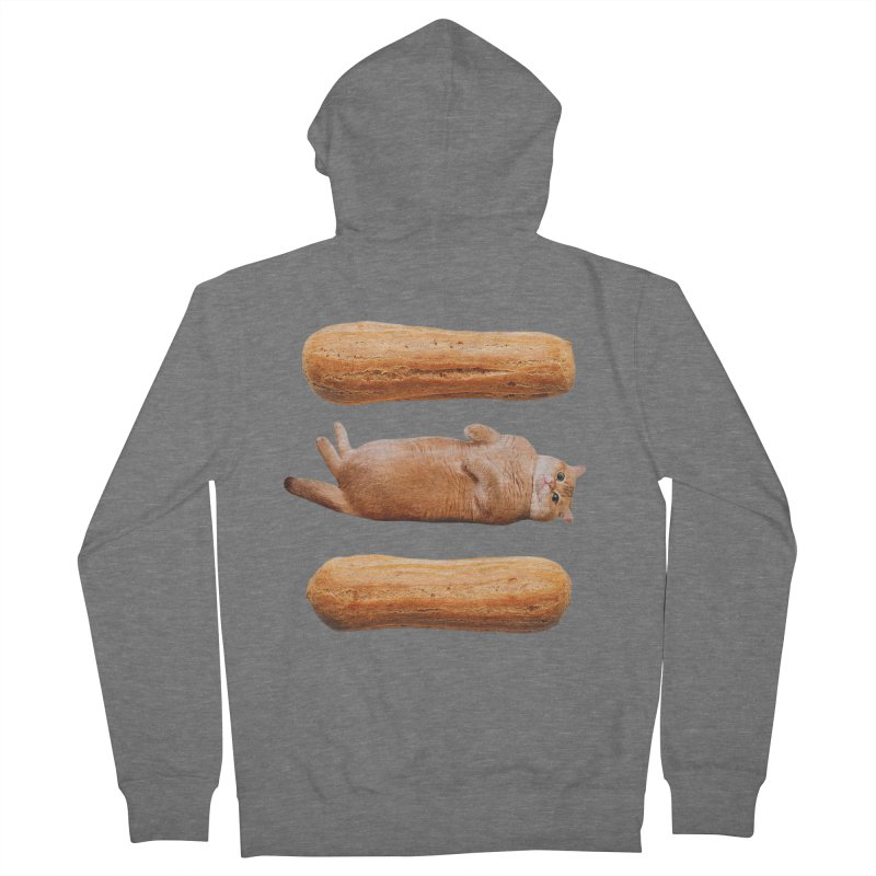 Hosico & Eclairs Men's French Terry Zip-Up Hoody by Hosico's Shop