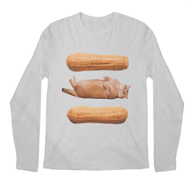 Hosico & Eclairs Men's Regular Longsleeve T-Shirt by Hosico's Shop