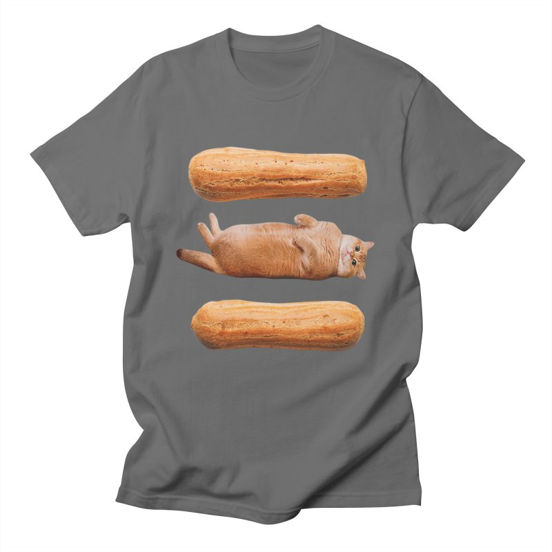 Hosico & Eclairs Men's T-Shirt by Hosico's Shop