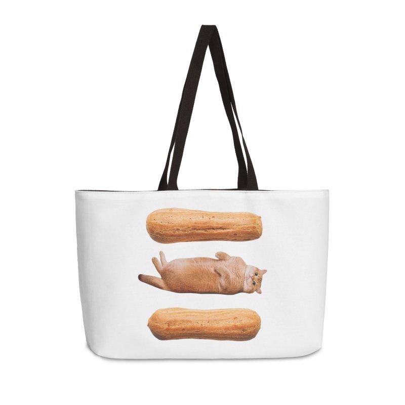 Hosico & Eclairs Accessories Weekender Bag Bag by Hosico's Shop
