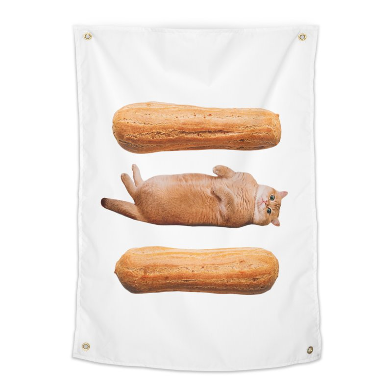 Hosico & Eclairs Home Tapestry by Hosico's Shop