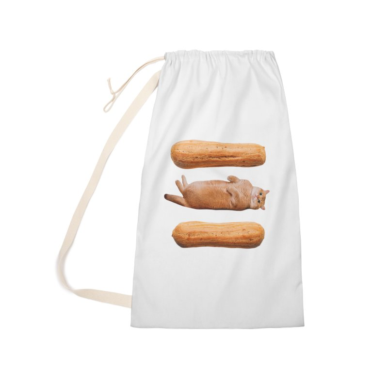 Hosico & Eclairs Accessories Laundry Bag Bag by Hosico's Shop