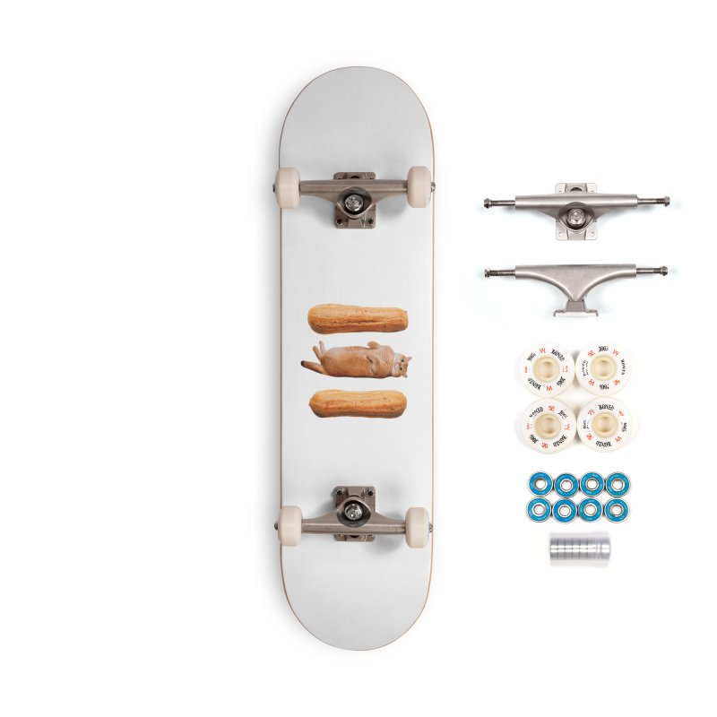 Hosico & Eclairs Accessories Complete - Premium Skateboard by Hosico's Shop