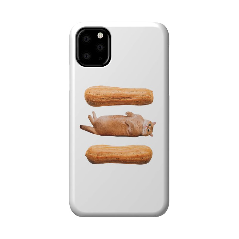 Hosico & Eclairs Accessories Phone Case by Hosico's Shop
