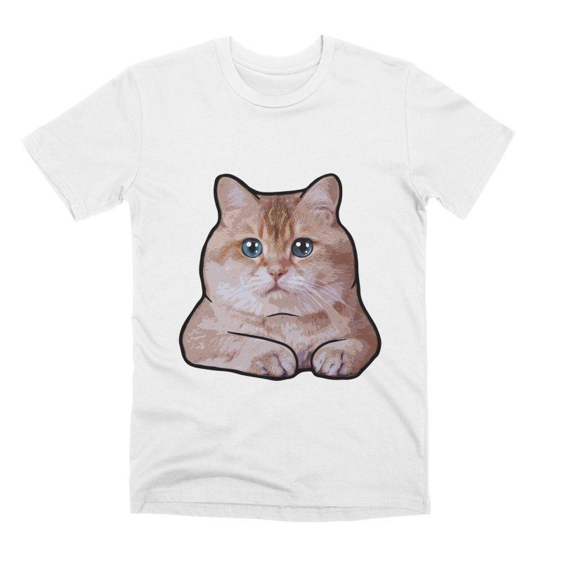 Hosico Cat Men's T-Shirt by Hosico's Shop
