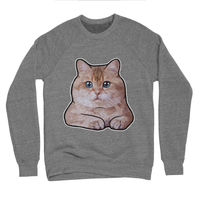 Hosico Cat Men's Sweatshirt by Hosico's Shop