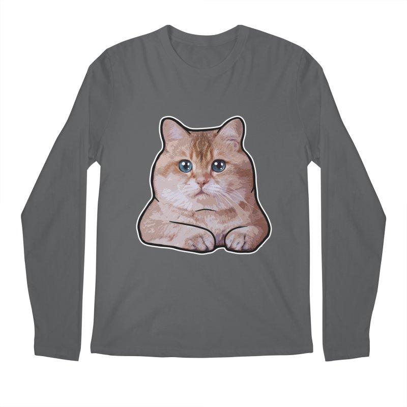 Hosico Cat Men's Longsleeve T-Shirt by Hosico's Shop