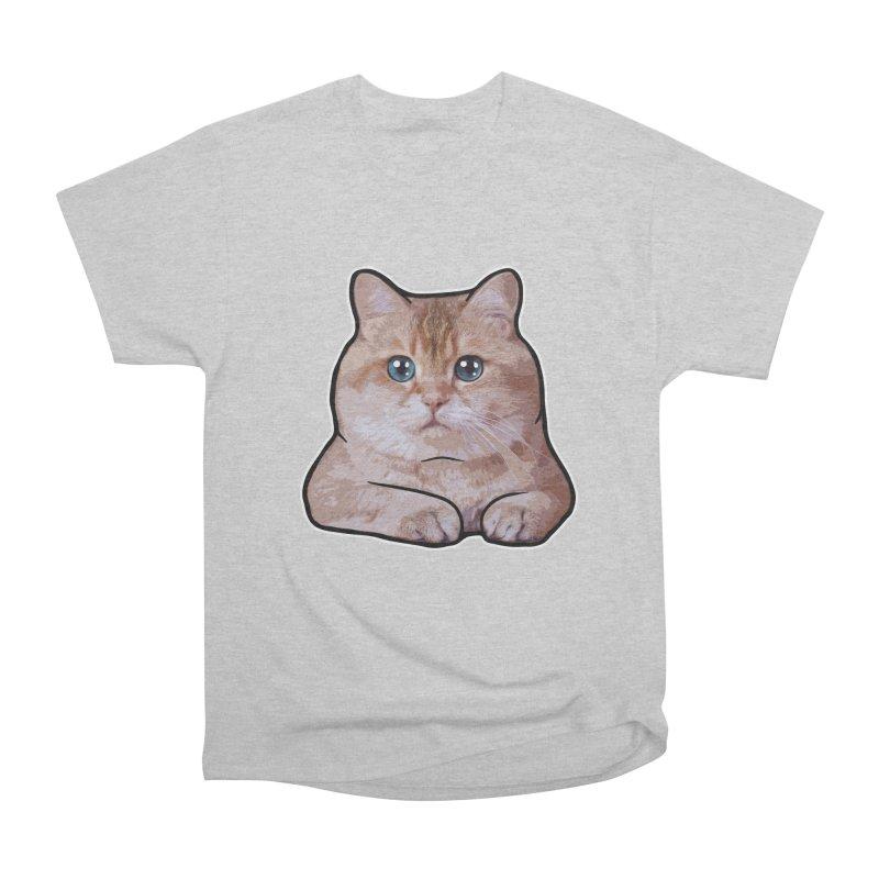 Hosico Cat Women's Heavyweight Unisex T-Shirt by Hosico's Shop