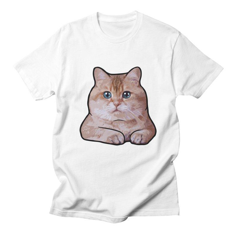 Hosico Cat Men's Regular T-Shirt by Hosico's Shop