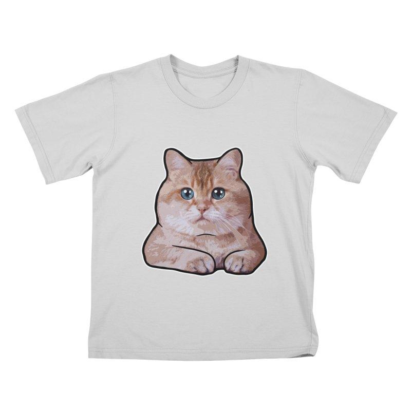Hosico Cat Kids T-Shirt by Hosico's Shop