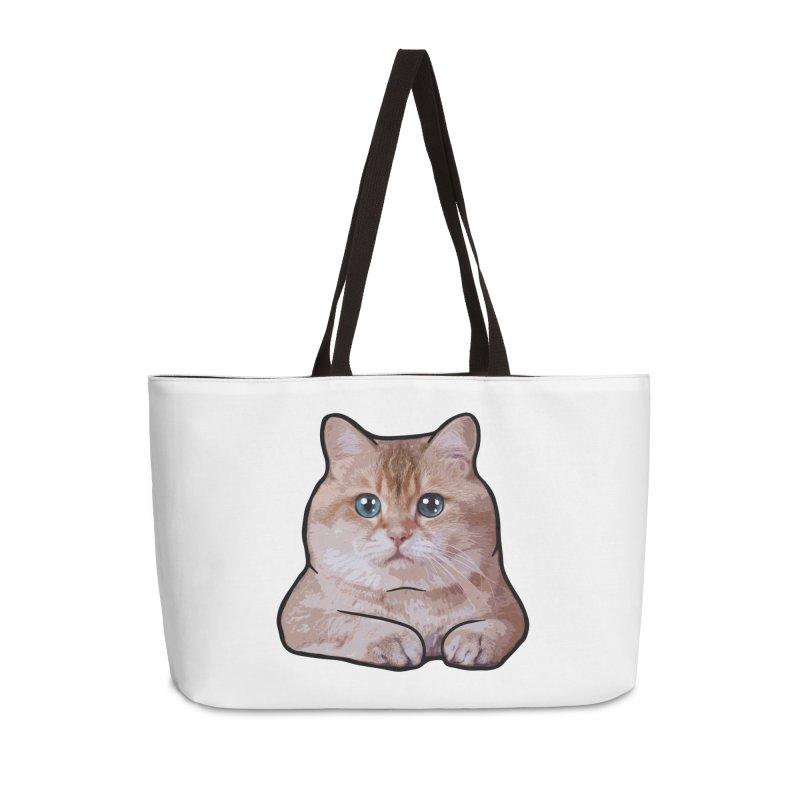 Hosico Cat Accessories Weekender Bag Bag by Hosico's Shop