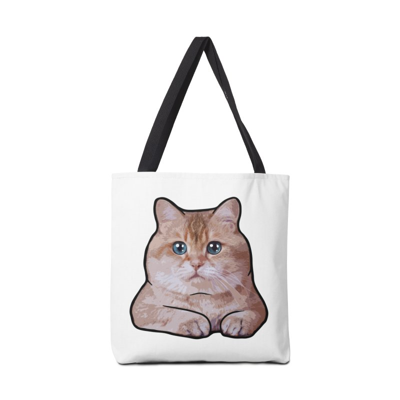 Hosico Cat Accessories Bag by Hosico's Shop