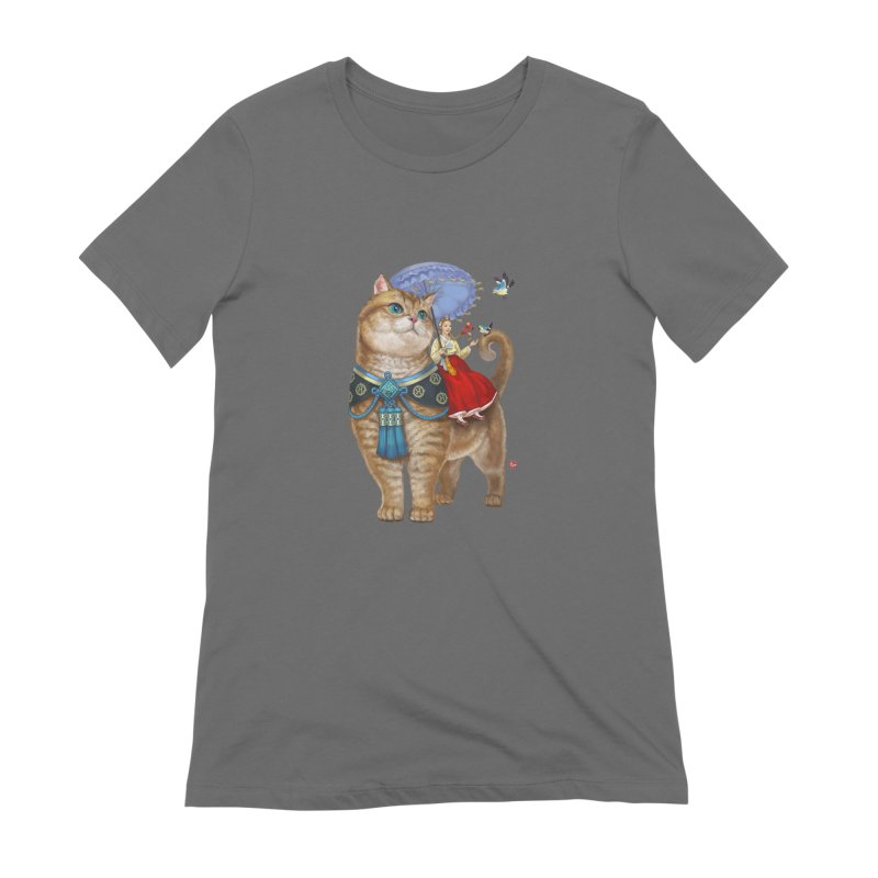 Hosico Hanbok Women's Extra Soft T-Shirt by Hosico's Shop