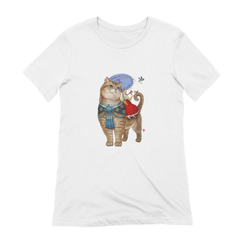 Hosico Hanbok Women's Extra Soft T-Shirt by Hosico's Shop