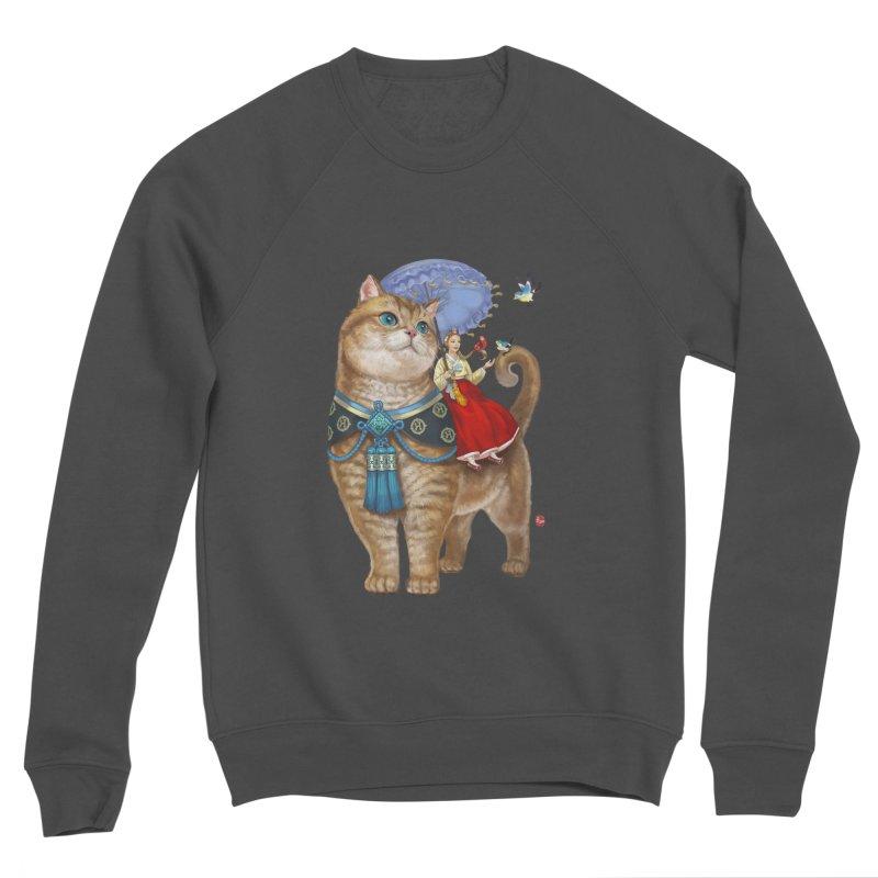 Hosico Hanbok Men's Sponge Fleece Sweatshirt by Hosico's Shop