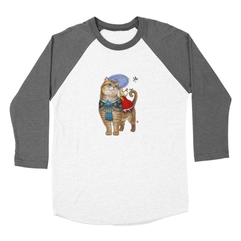 Hosico Hanbok Women's Longsleeve T-Shirt by Hosico's Shop