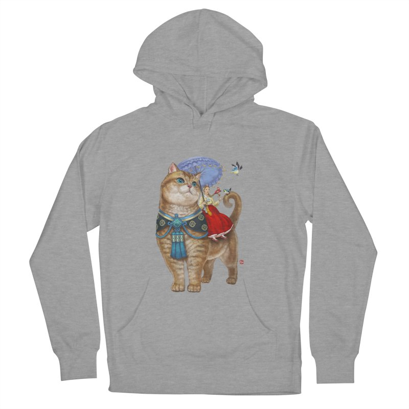 Hosico Hanbok Women's French Terry Pullover Hoody by Hosico's Shop