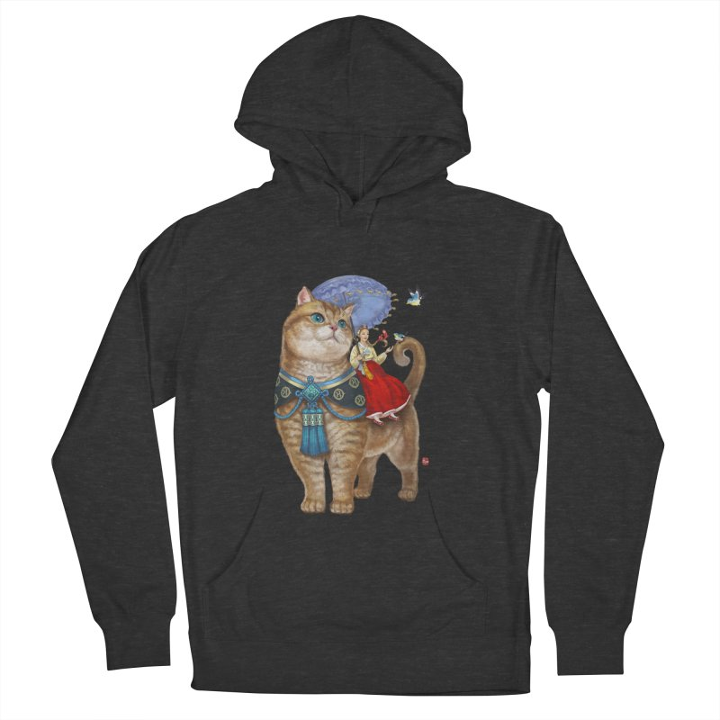 Hosico Hanbok Men's Pullover Hoody by Hosico's Shop