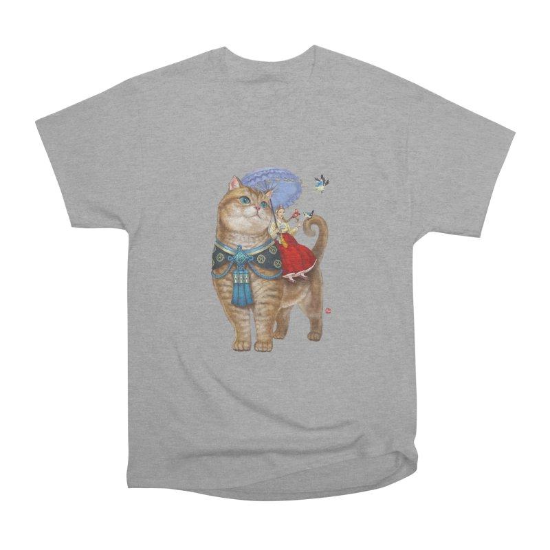 Hosico Hanbok Men's Heavyweight T-Shirt by Hosico's Shop