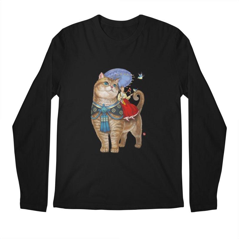 Hosico Hanbok Men's Regular Longsleeve T-Shirt by Hosico's Shop