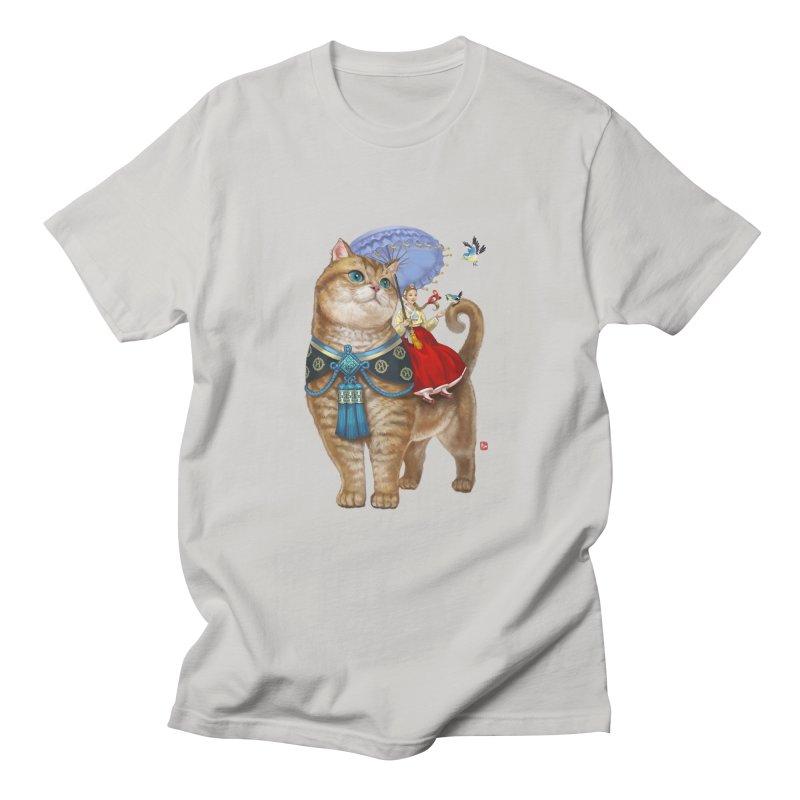 Hosico Hanbok Men's Regular T-Shirt by Hosico's Shop
