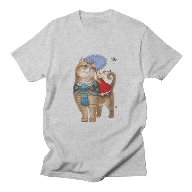 Hosico Hanbok Men's T-Shirt by Hosico's Shop
