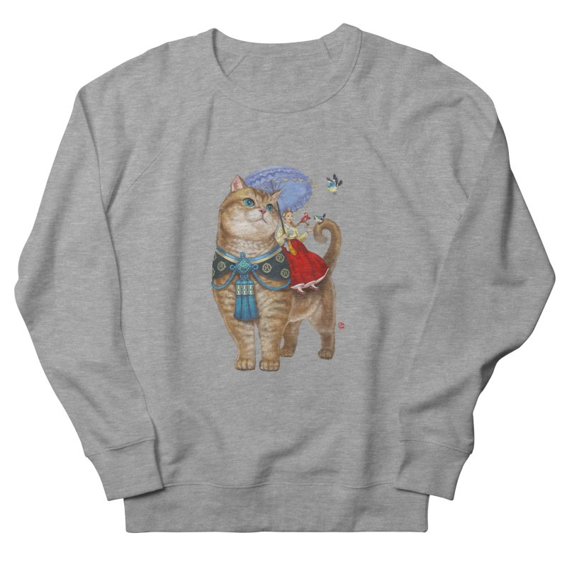 Hosico Hanbok Women's French Terry Sweatshirt by Hosico's Shop