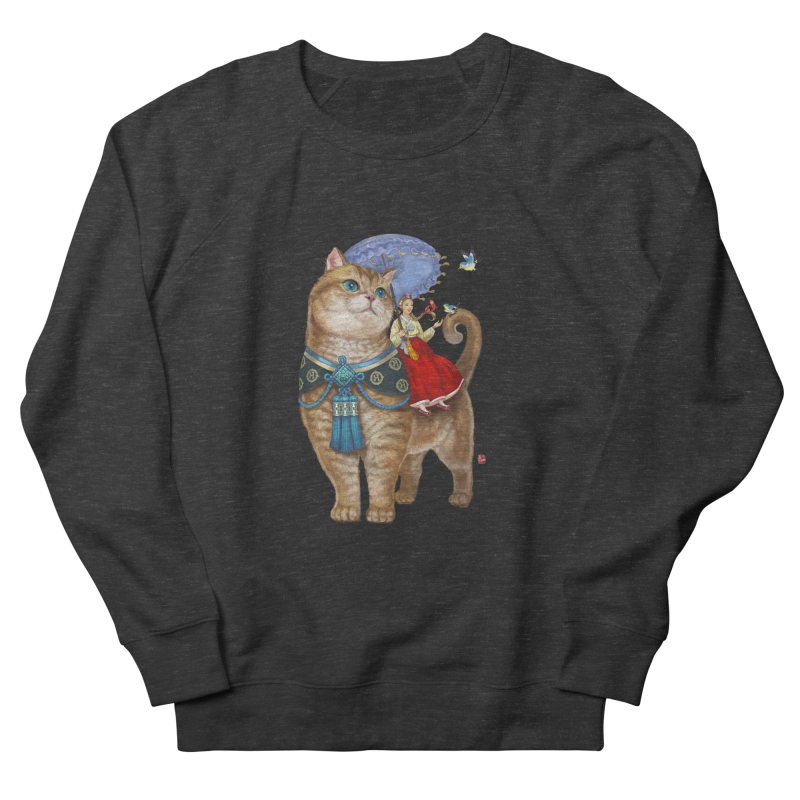 Hosico Hanbok Men's French Terry Sweatshirt by Hosico's Shop