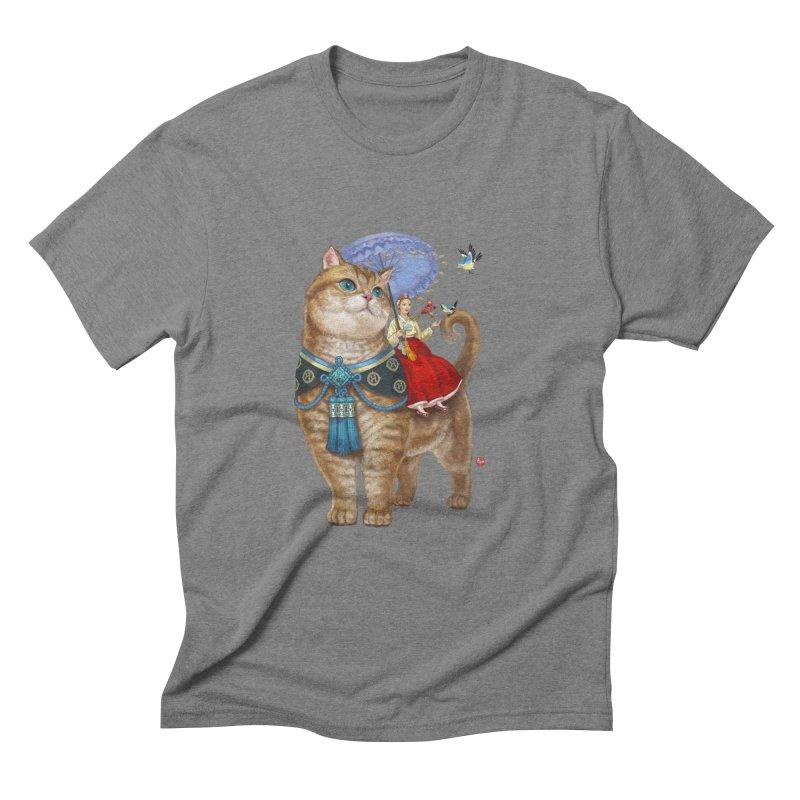 Hosico Hanbok Men's T-Shirt by Hosico's Shop