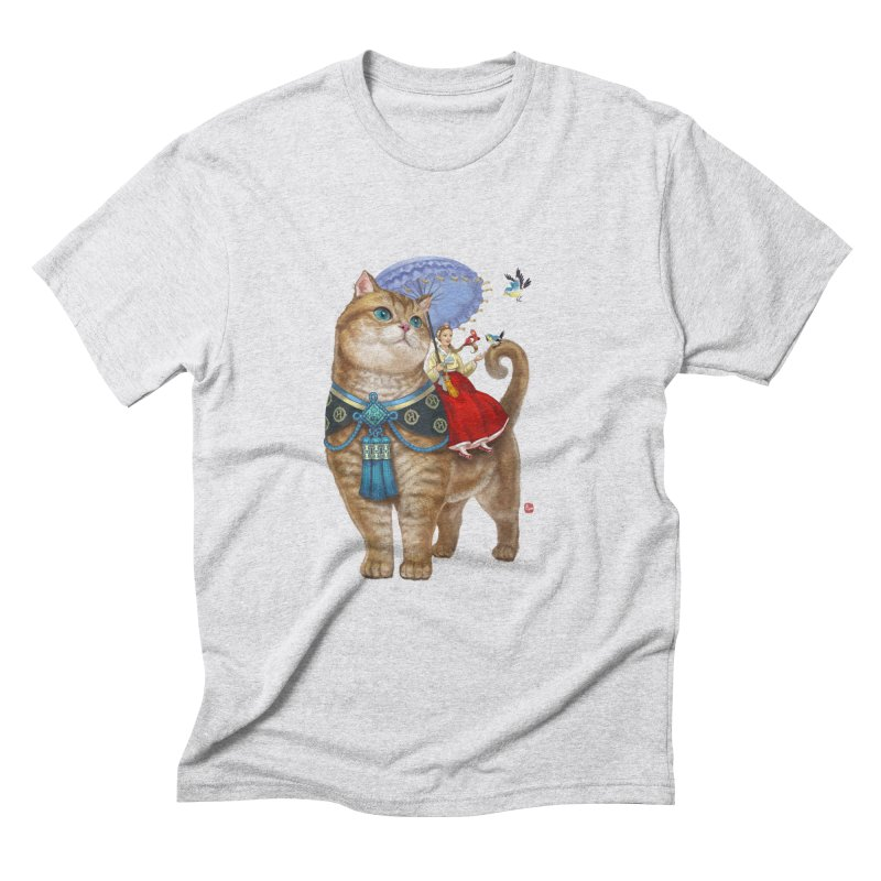 Hosico Hanbok Men's Triblend T-Shirt by Hosico's Shop