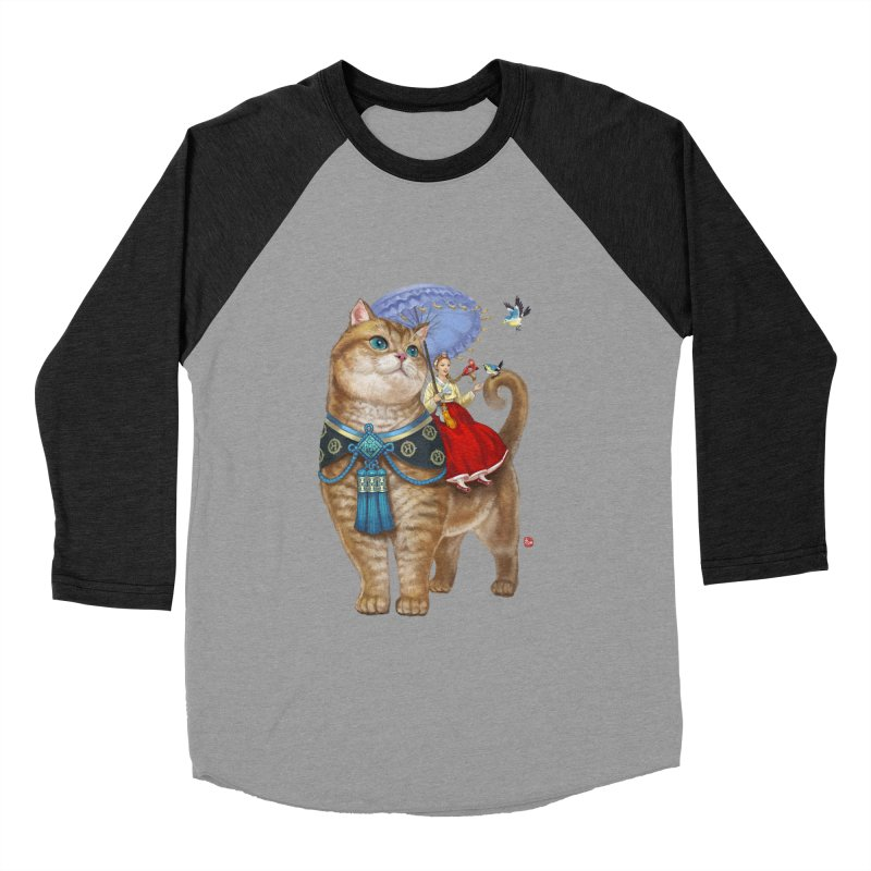 Hosico Hanbok Men's Longsleeve T-Shirt by Hosico's Shop